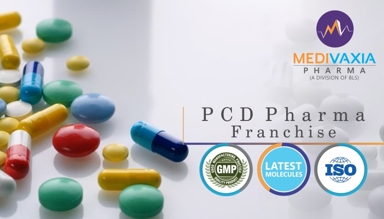 medivaxia pharma - top pcd franchise pharma company in chandigarh